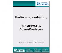 Bedienungsanleitung MIG/MAG-Anlage Typ Cloos GLC 356 c Französisch - digitale Version