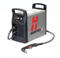 Plasma-Schneidanlage Hypertherm Typ Powermax 85 inkl. CPC-Automatenanschluss