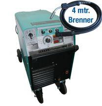MIG/MAG - Schweißmaschine CompactMIG 220 K mit Drahtautomatik, stufengeschaltet online bestellen | Merkle Schweiss Shop