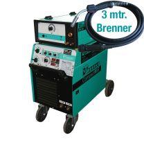 MIG/MAG - Schweißmaschine CompactMIG 400 DW mit Drahtautomatik, stufengeschaltet online bestellen | Merkle Schweiss Shop
