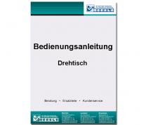 Bedienungsanleitung Drehtisch -Anlage Typ D 51/25  - digitale Version