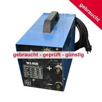 Gebrauchter Elektroden-Inverter-Schweißgleichrichter EP Systems W 160 E kaufen