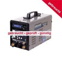 WIG-Inverter-Schweißanlage Ergus WIG 201 HF CDi gebraucht
