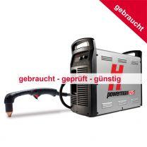 Plasma-Inverter-Schneidgerät Hypertherm Powermax 125 gebraucht