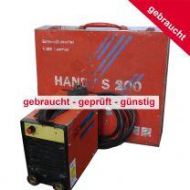 Gebrauchter Elektroden-Inverter-Schweißgleichrichter Lorch Handy S 200 kaufen