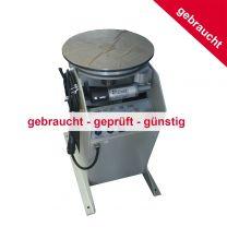 Gebrauchter Schweiß-Drehtisch Merkle D 302/60 - 750 kaufen