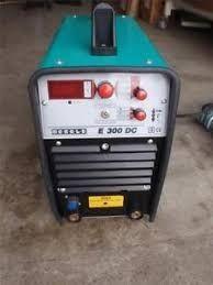 Elektroden-Inverter-Schweißgleichrichter Merkle E 300 DC