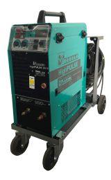 Pulse-Arc-Inverter-Schweißgerät Merkle HighPULSE 284 KW gebraucht