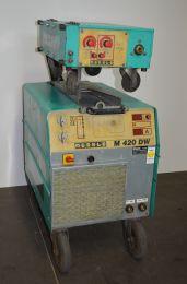 Gebrauchtes Schweißgerät Merkle M 420 DW kaufen