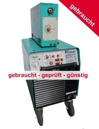 MIG/MAG-Schweißgerät Merkle OptiMIG 350 DW gebraucht