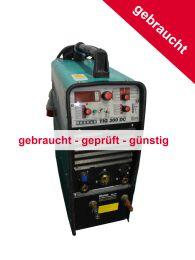 WIG-Inverter-Schweißgerät Merkle TIG 300 DC W gebraucht