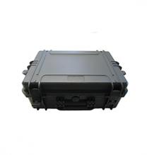 Transportkoffer schwarz, wasserdicht, 50 x 35 x 19 cm, 4 mtr. Brenner