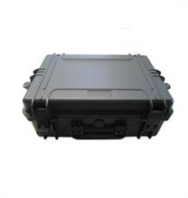 Transportkoffer schwarz, wasserdicht, 59 x 47 x 21 cm, 8 mtr. Brenner