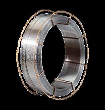 Hochlegierter Schweißdraht 308 LSi, Wst.1.4316 in 0,8 mm ø, K-300-Spule (15 kg)