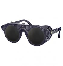 Autogen-Schutzbrille mit Steg Ausführung mit Schutzglas 5 DIN