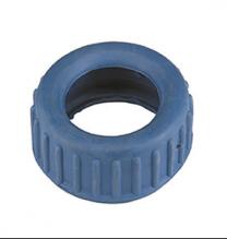 Manometerschutzkappe, blau = Sauerstoff online bestellen | Merkle Schweiss Shop