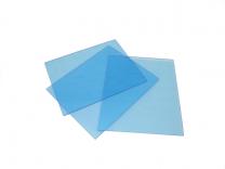 Vorsatzscheibe für Böhler Typ Guardian 50, 50 x 100 mm, innen