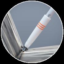 Performance-Kohlefaserpinsel Reuter, Größe XL online bestellen | Merkle Schweiss Shop