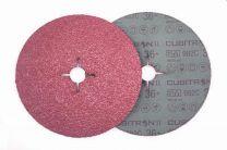 Fiberscheibe 3M Typ Cubitron II 982 C, 125 mm ø, Korn 36