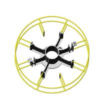 Korbspulenträger bzw. Adapter Typ ME-1 1-teilig