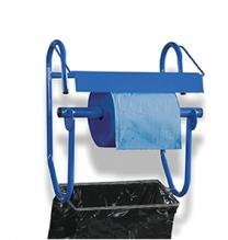 Stahlflaschenwagen für 2 x 10 Liter, Vollgummiräder, zerlegbar