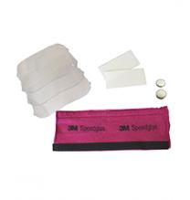 Ersatzteile-Set für Kopfschutzhelm Speedglas Typ 100 V/S online bestellen | Merkle Schweiss Shop