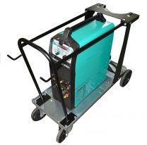 Transportbügel inkl. Brenneraufhängung für Fahrwagen Typ TW 112, pulverbeschichtet, schwarz-matt online bestellen | Merkle Schweiss Shop