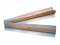 Keramische Schweißbadsicherung 610 x 30 x 5 mm, rund, 6,3 mm Ø kaufen