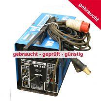 Gebrauchtes Schweißgerät Westfalia WS 210 kaufen