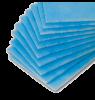 Grobfilter blau/weiß passend für die TEKA-Absauganlage filtoo