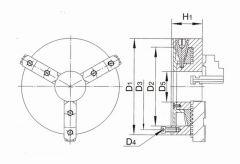 Schleifschutzviesier-Vorschatzscheibe für Kopfschutzhelm Böhler Typ Guardian 62F