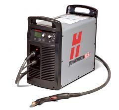 Plasma-Schneidanlage Hypertherm Typ Powermax 105 inkl. CPC-Automatenanschluss