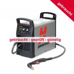 Plasma-Inverter-Schneidgerät Hypertherm Powermax 85 gebraucht