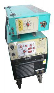 MIG/MAG-Schweißgerät Merkle CompactMIG 350 DW gebraucht