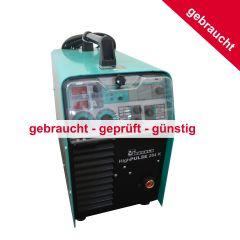 Pulse-Arc-Inverter-Schweißmaschine Merkle HighPULSE 284 K gebraucht