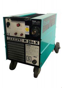 MIG/MAG-Schweißgerät Merkle M 204 K