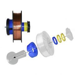 Zentrieradapter für 5 kg Schweißdraht-Spule D-200 online bestellen | Merkle Schweiss Shop