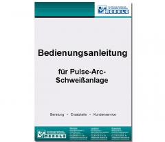 Bedienungsanleitung PULSE-ARC-Anlage Typ HighPULSE 284K-354K - Ungarisch - digitale Version
