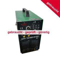 WIG-Inverter-Schweißgerät SAFI TIG 160 AC/DC gebraucht